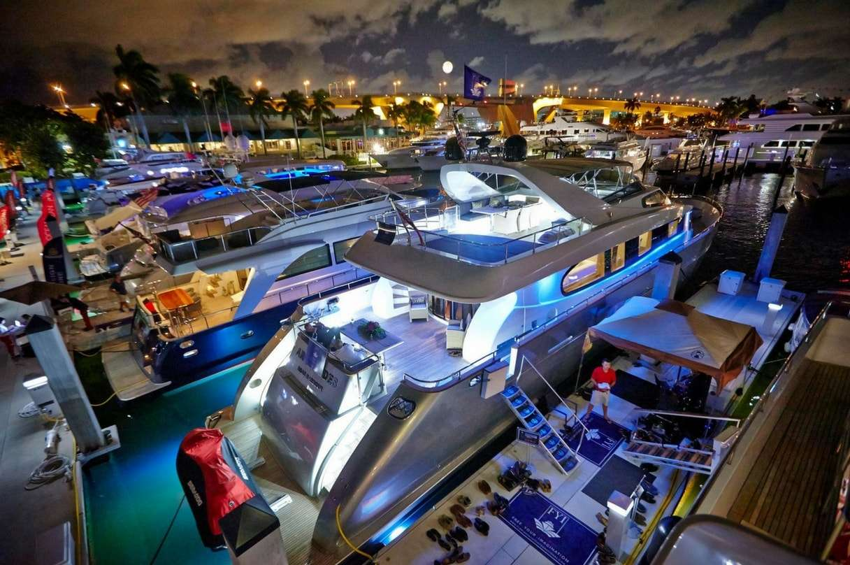 Ft.Lauderdale International Boat Show