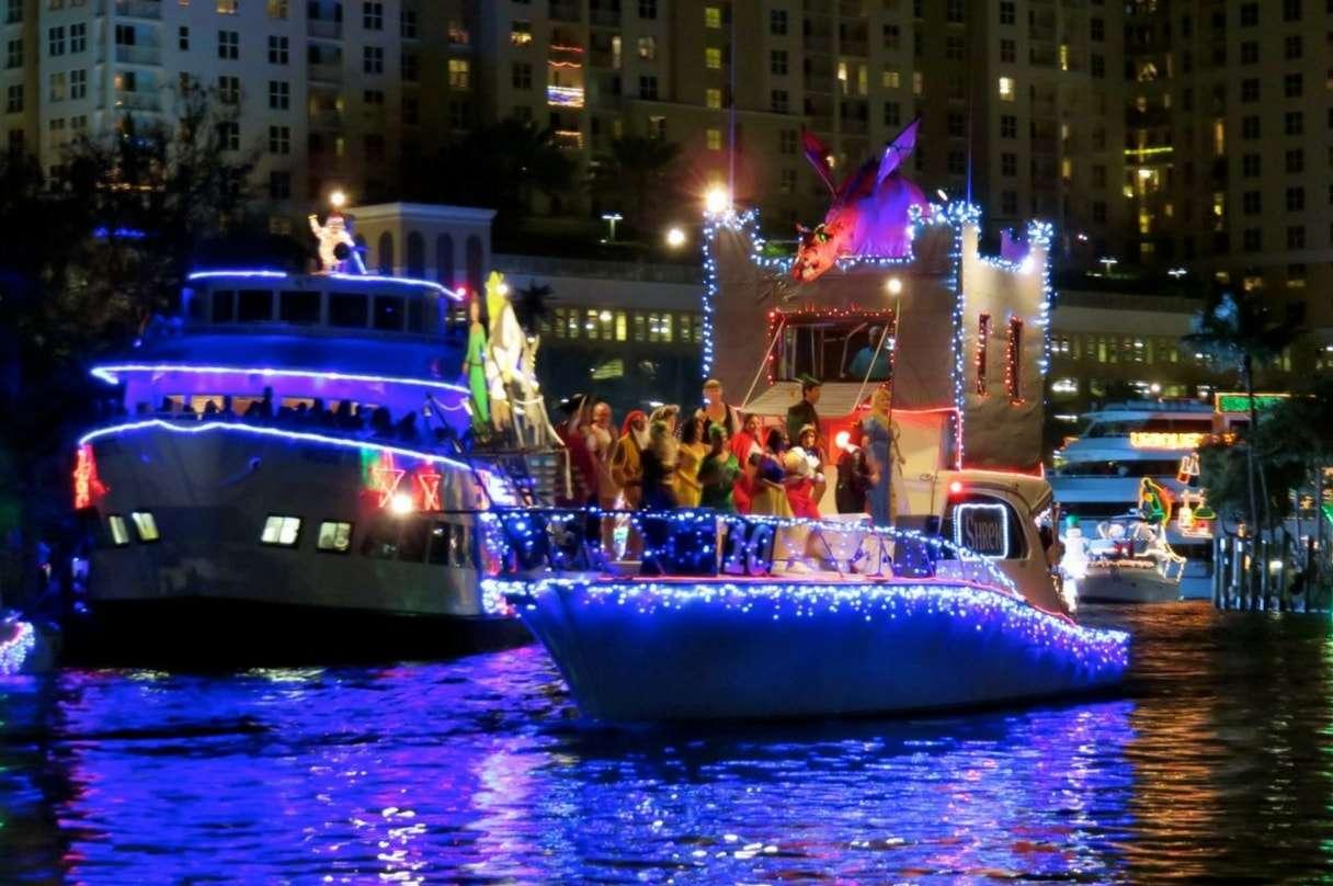 Ft. Lauderdale Winterfest Boat Parade
