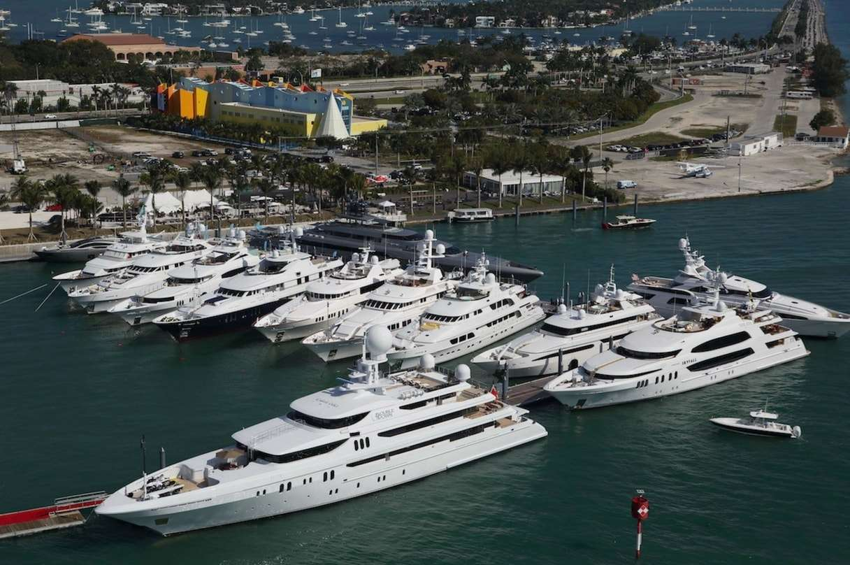 International Boat Show Miami