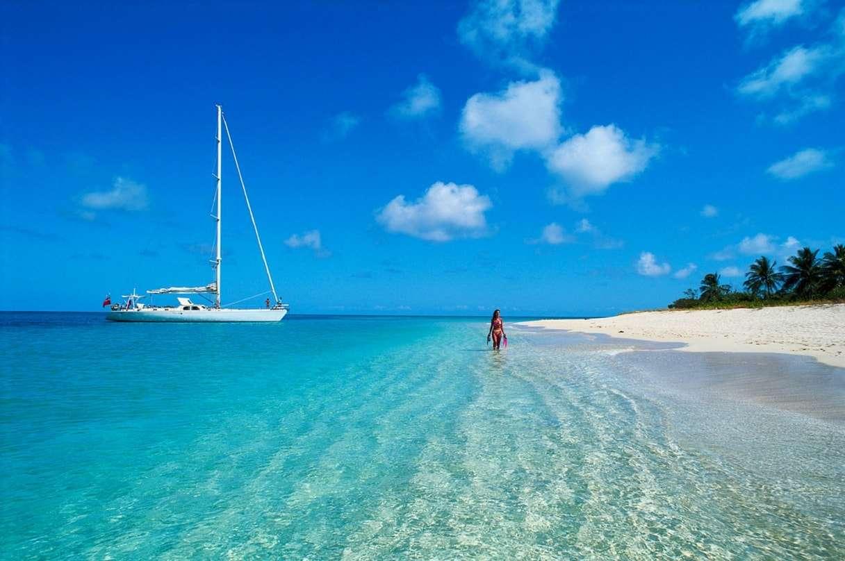 Nassau Bahamas Luxury Yachts