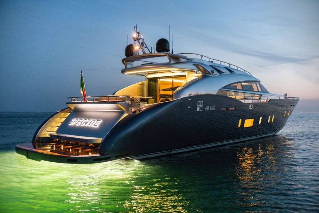 The Top 4 Best Movie Yachts