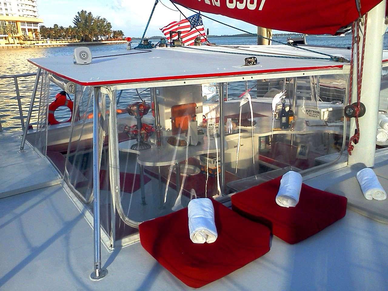 50' Custom Catamaran