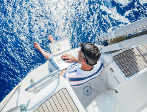 A Yacht Ride is Just the Productivity Booster Your Organization Needs
