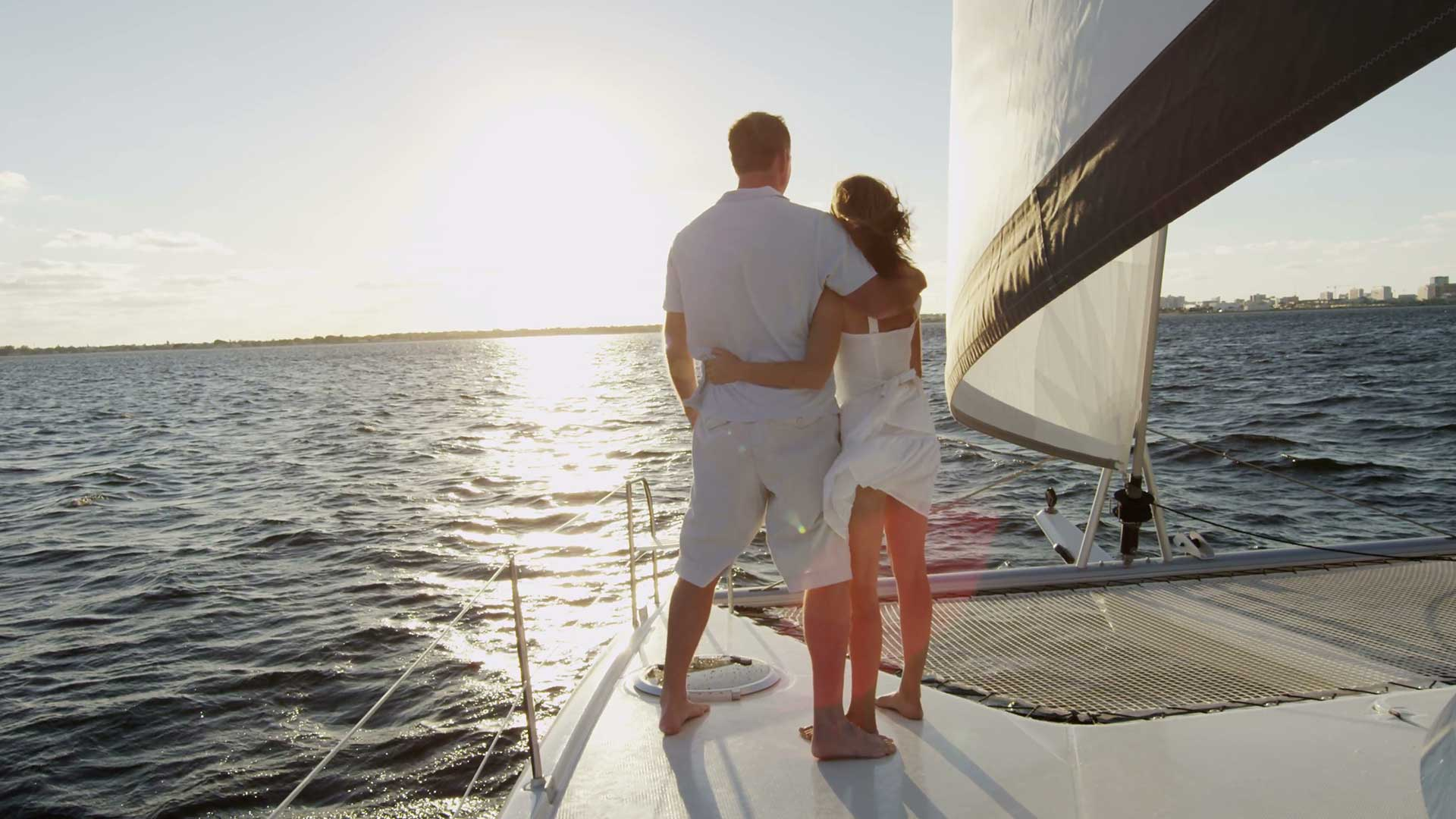 Plan Your Second Honeymoon on a Luxury Yacht