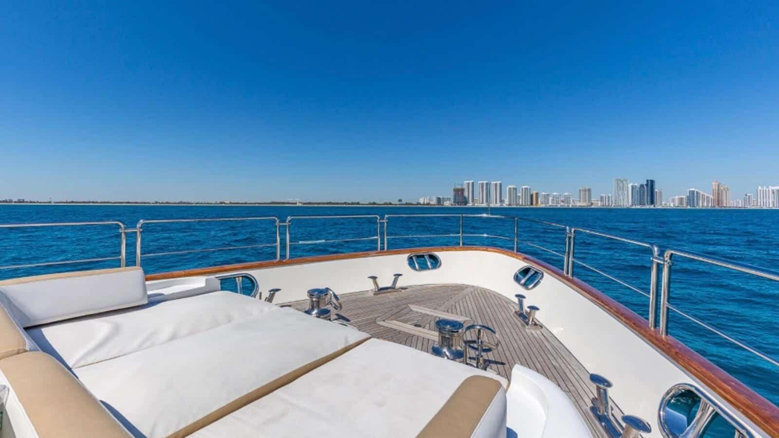 Rent A Speedboat Miami