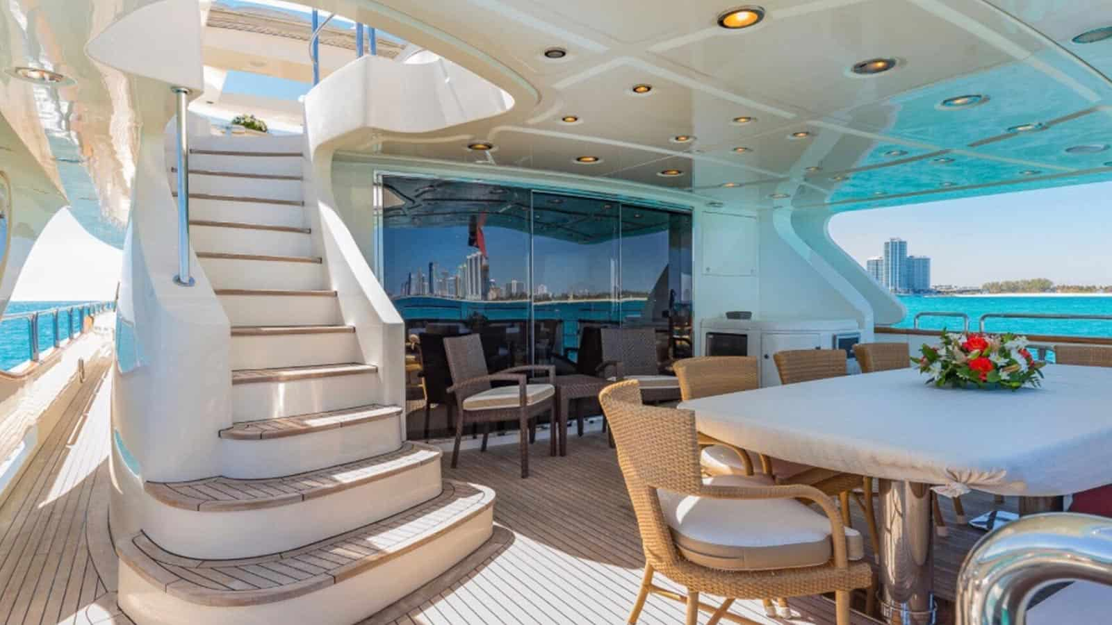 Miami To Bimini By Boat Time