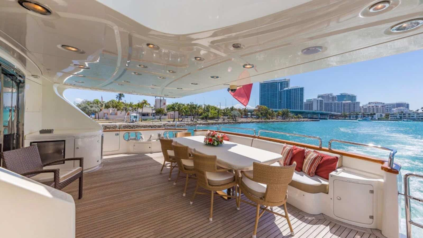 Charter Yachts Miami Beach Fl