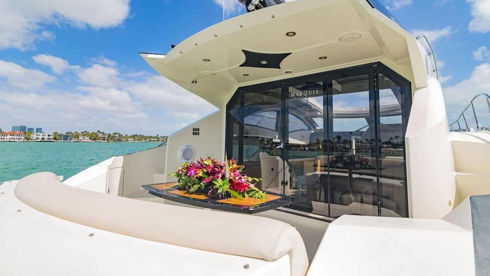 Yacht Rental For Wedding