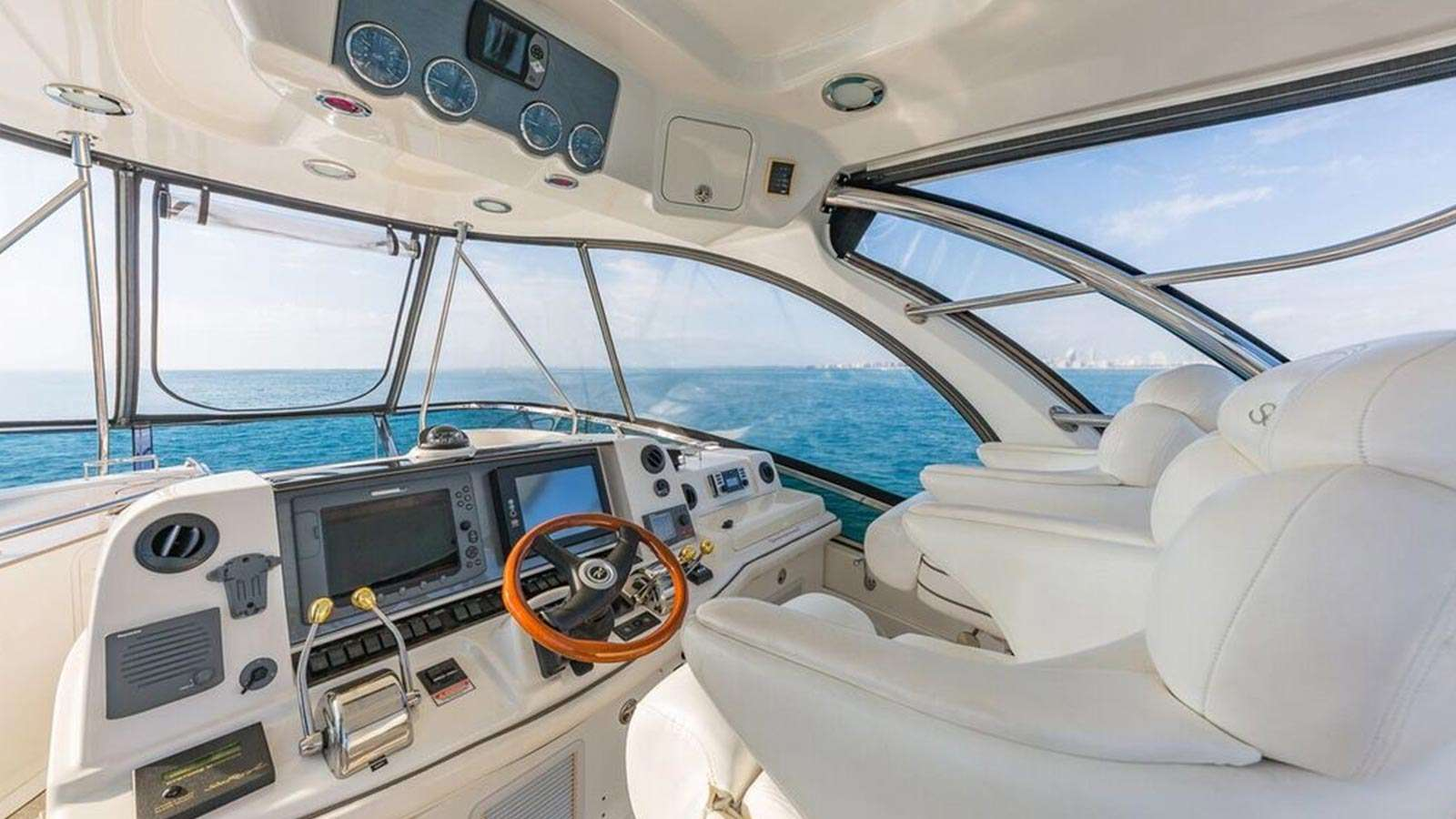 Corporate Yacht Hire