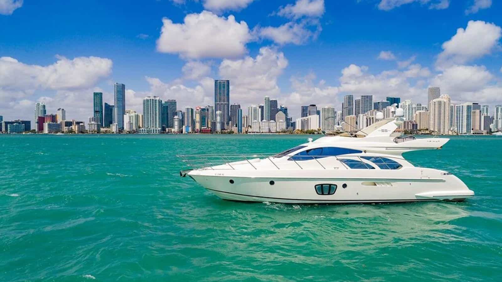 How Much To Rent A Yacht In Miami