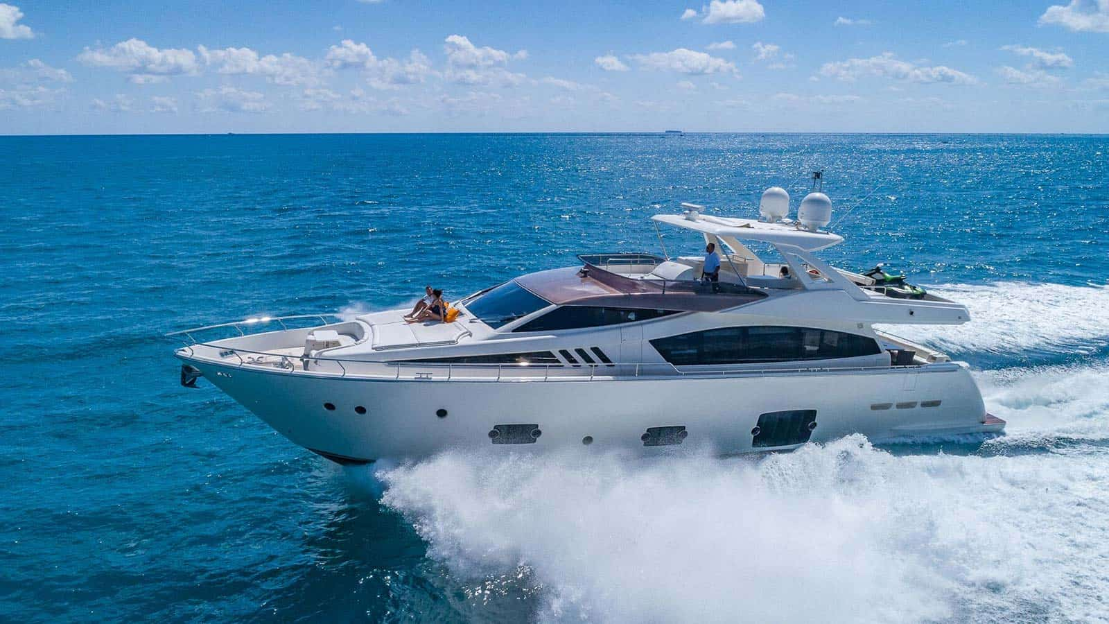 Wedding Boats In Miami