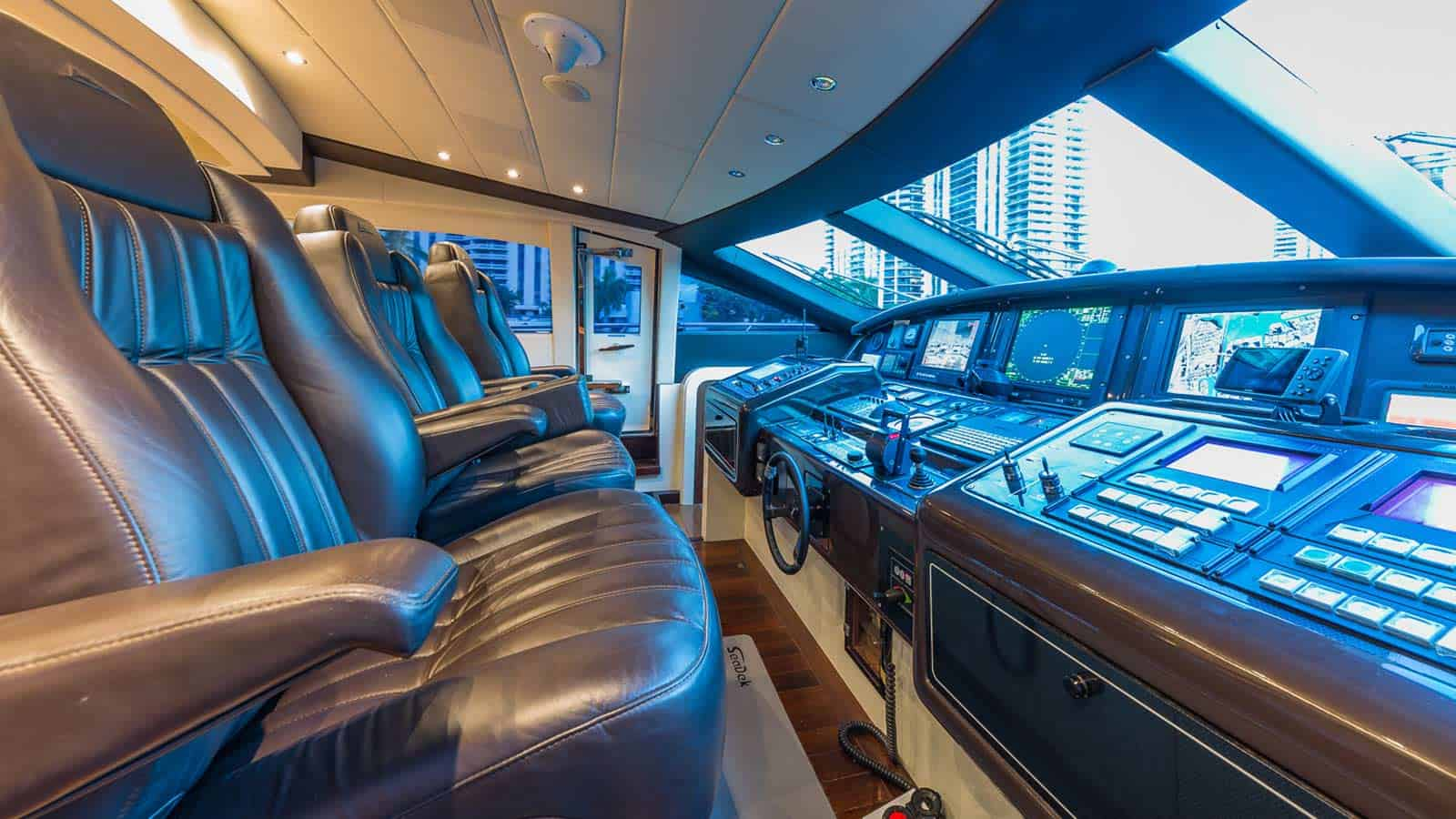 Corporate Yacht Charters Miami